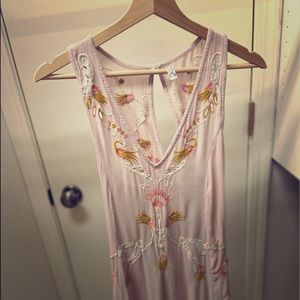 Free people spring/summer dress